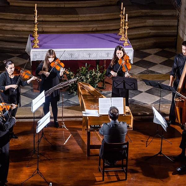 Concerto Ibérico Baroque Orchestra