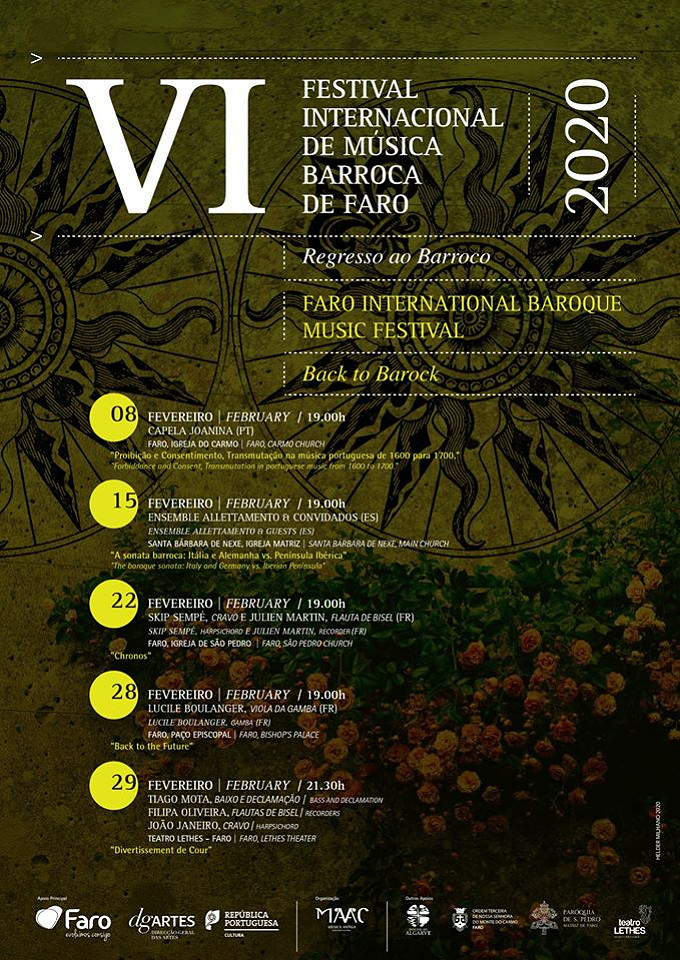 VI Faro International Baroque Music Festival
