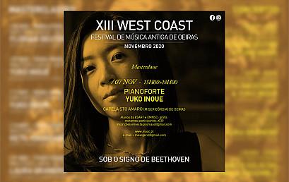 Masterclasse Yuko Inoue, pianoforte