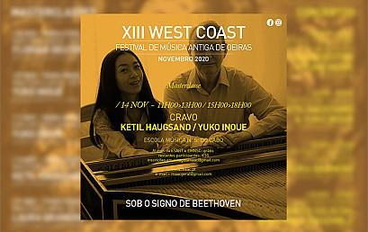 Masterclasse Yuko Inoue & Ketil Haugsand, cravo