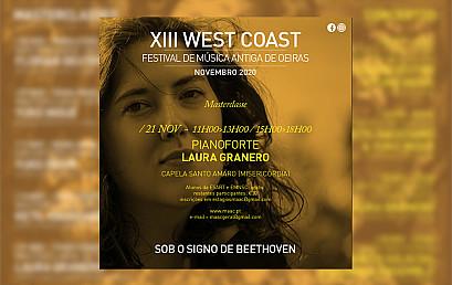 Masterclasse Laura Granero, pianoforte