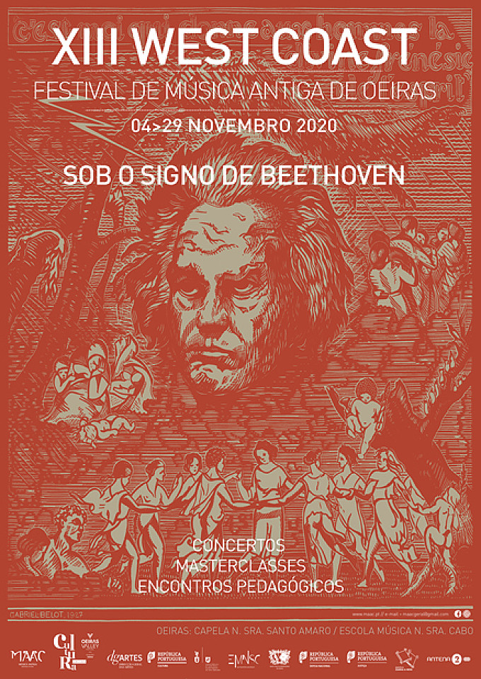 XIII West Coast - Oeiras Early Music Festival (4  > 29 Nov 2020)