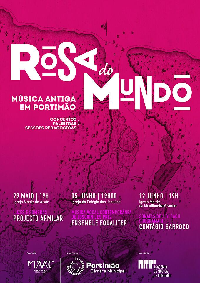 Rosa do Mundo - Música Antiga em Portimão